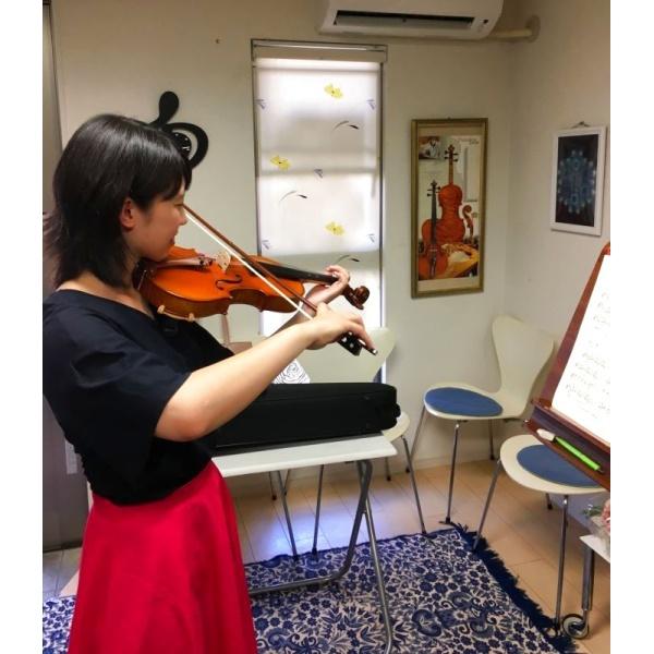 画像1: ●大人のバイオリンレッスン