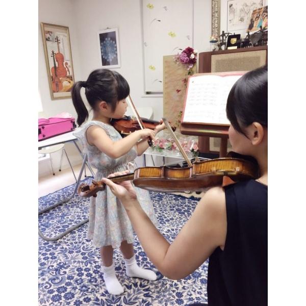 画像1: ●子どものバイオリンレッスン